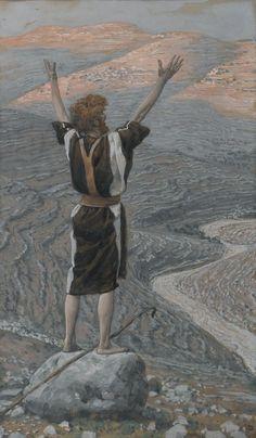 James Tissot - La voix dans le désert