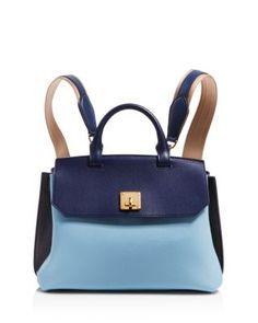 Mcm Milla Tricolor Backpack