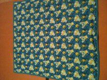 Double-sided Blankie  Monsters Inc side for grandchild #12
