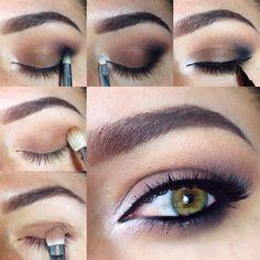 Simple Eye Look #tutorial #makeabella
