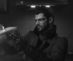 Adam Jensen, Deus Ex Mankind Divided
