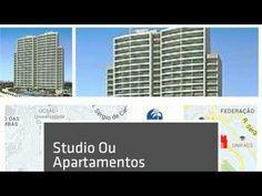 Studio Quarto E Sala E 2 Quartos À Venda Na Garibaldi Salvador - Apartamentos com diversas opções  vista para o mar com total estrutura de lazer.