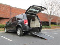 2012 Dodge Grand Caravan SE Wheelchair Accessible Handicap Van