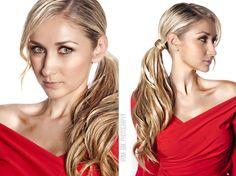 Hair Extensions  Makeup Victoria Roggio
