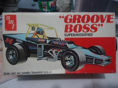 AMT Groove Boss Supermodified