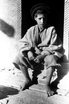 Asia: Kalash boy, Pakistan