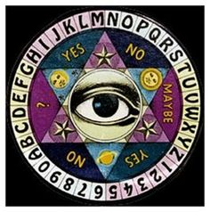 """The Ouija board or """"talking board"""" has fascinated millions since its invention in the Many predictions of future events, as well as life direction have purportedly been received from talking boards. Some of the most interesting advice. Wiccan, Magick, Witchcraft, Pagan, Pendulum Board, Witch Board, Book Of Shadows, Paranormal, New Age"""