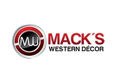 Featured Client & Project: Mack's Western Décor - http://aspireid.com/portfolio/macks-western-decor/