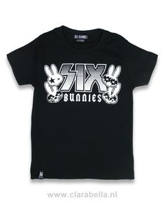 #SB #rockgroup #Six #Bunnies #Tee  15% discount on EVERYTHING in our store. Sign up here to receive your personal discount code:http://eepurl.com/boSy7H