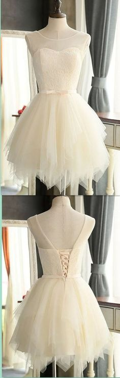 Homecoming Dress, Back To School Dresses ,Short Prom Dress For Teens, Short Bridesmaid Dresses BPD0472