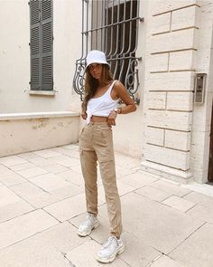 day date outfit Outfits With Hats, Mode Outfits, Trendy Outfits, Fall Outfits, Summer Outfits, Dress Outfits, Look Fashion, 90s Fashion, Fashion Outfits