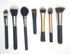 ClioMakeUp pennelli da fondotinta #makeup #makeupbrush #foundationbrush