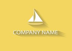 Logo yacht vector by ralelav on @creativework247