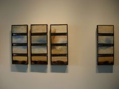 George Marks panels - great local artist!