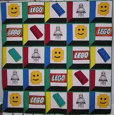Lego quilt!