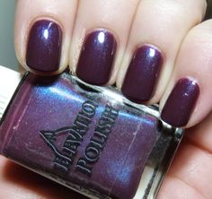 Elevation Polish SBP Mount Hijiri - Swatches and Review | Pointless Cafe