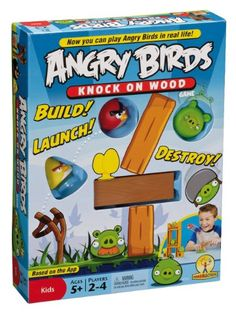 Juegos Mattel W2793 – Angry Birds | Your #1 Source for Toys and Games