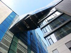 無料の写真: 建物, ガラス, ミラー, 青, 大学, ライプツィヒ, 太陽 - Pixabayの無料画像 - 365628