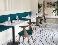 Cofoco Italy   Norm Architects   Amazing restaurant interior design you must see.