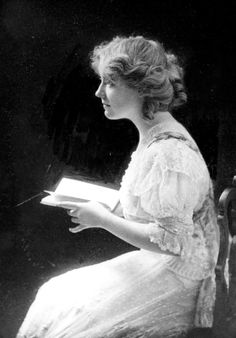 The woman the Tony Awards is named after.  American stage actress and director Antoinette Perry, (1888-1946), c. 1910.