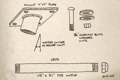 Best portable shooting Bench? - PredatorMasters Forums Portable Shooting Bench, Shooting Bench Plans, Shooting Table, Shooting Rest, Bench Rest, Bench Designs, Pew Pew, Sports Activities, Wild Things