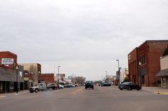 LaCrosse, KS...where I began my teaching career