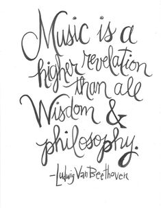 Ludwig van Beethoven Quote: To play a wrong note is
