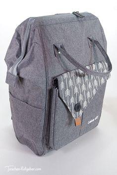 Lekesky Rucksack Test: Schicker Damen Business und Studenten Rucksack ... - Praxistests! Praxis Test, Laptop Rucksack, Backpacks, Bags, Fashion, Hidden Compartments, Secret Compartment, Classy Lady, Students