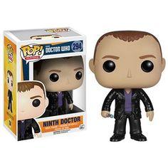 La figurine pop Neuvième docteur en détails : notez, commentez et parlez de Neuvième docteur avec les autres membres. Où acheter ou trouver la figurine Neuvième docteur de la collection Doctor Who.