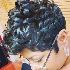 Hair by @shaemzhairnurse