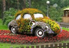 Kymmeniä luovia puutarhaideoita - tee itse omalla pihalla - Suomela