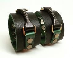 Joxasa leather cuffs