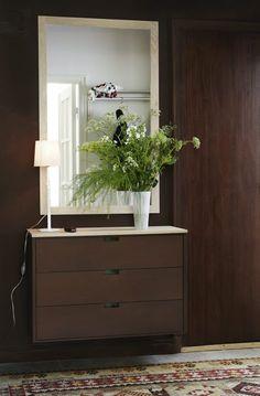 floating dresser