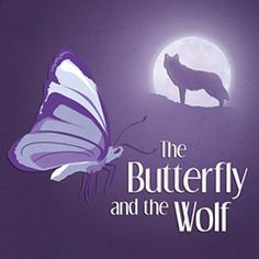 Lupus is Latin for Wolf. It was believed to be caused by the bite of a wolf. Later the butterfly became a symbol because of the butterfly shaped rash on the face.