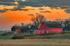 Sunrise Barn