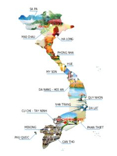 attration map vietnam | WHAT TO DO IN VIETNAM - VIETNAM TRAVEL GUIDE