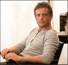 adl - My pick for Christian Grey  David Lyons