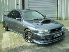 Subaru Impreza WR-X Type R Coupe  I like - http://extreme-modified.com/