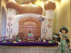 Princess Jasmine Birthday Party Ideas | Photo 30 of 58