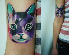 Gato color