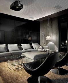 We <3 Home Design — black and white