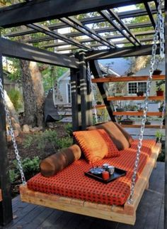 HomelySmart | 20 Lovely Hanging Furniture Around The Home
