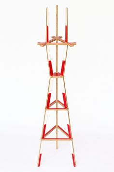 Sutro Tower Coat Rack