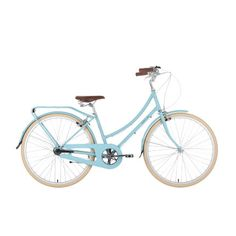 e43a3d36e Buy your Bobbin Birdie Light Teal - Hybrid & City Bikes from Wiggle Cycle  To Work. Free worldwide delivery available.