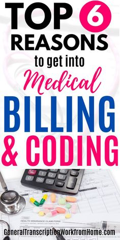 Why you may want to consider getting a career in medical coding and billing.  Medical coders and billers assign codes to diagnoses and procedures to bill patients. There is a shortage of medical   coders and this opens up many medical coding jobs. #medicalcoding #medicalbilling #medicalbillingandcoding #medicalbillingjobs #medicalcodingjobs #coding #billing #onlinejobs #remotejobs