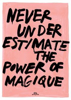 HOTEL MAGIQUE Power