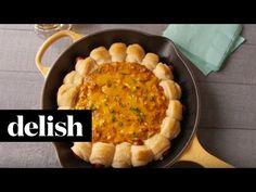 Easy Chili Cheese Dog Dip Recipe - Delish.com