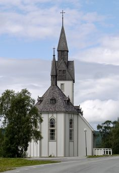 Diocese of Luleå, Västerbotten county, Sweden Umea, Cathedral Basilica, Cathedral Church, Lappland, Take Me To Church, Old Churches, Christian Church, Place Of Worship, Sweden