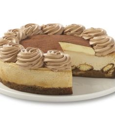 Tiramisu Cheesecake Recipe | Just A Pinch Recipes