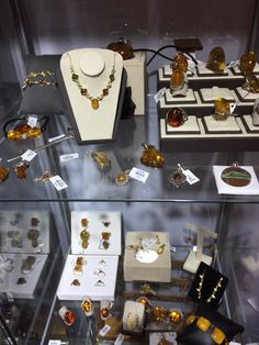 We have a great selection of Baltic Amber jewelry at Gemstone Creations.